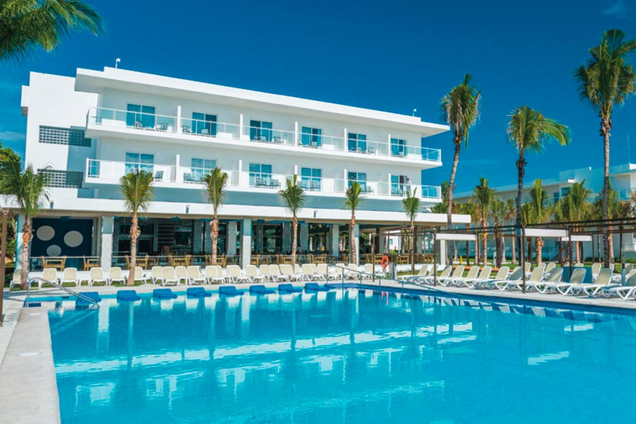 Hotel Riu Playacar Mexico All Inclusive Vacations