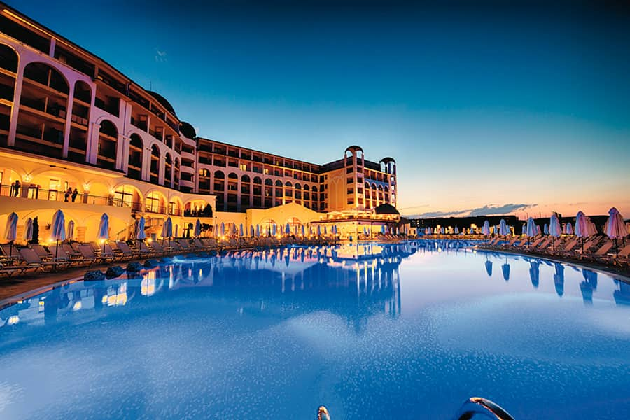 Riu Helios Bay Hotel Bulgaria All Inclusive Hotels