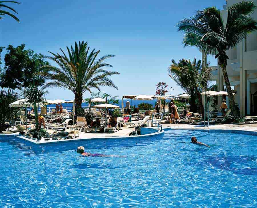 Hotel Riu Palace Jandia - Outdoor pool