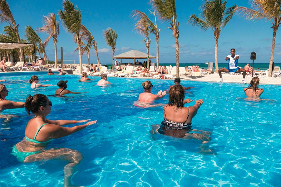 Hotel Riu Reggae - Activities