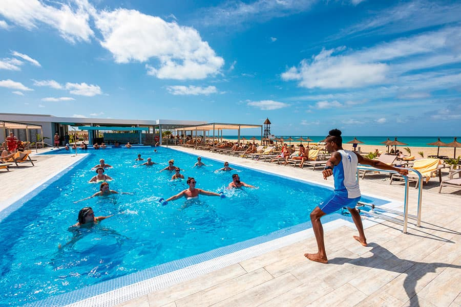 Hotel Riu Palace Boavista - Activities