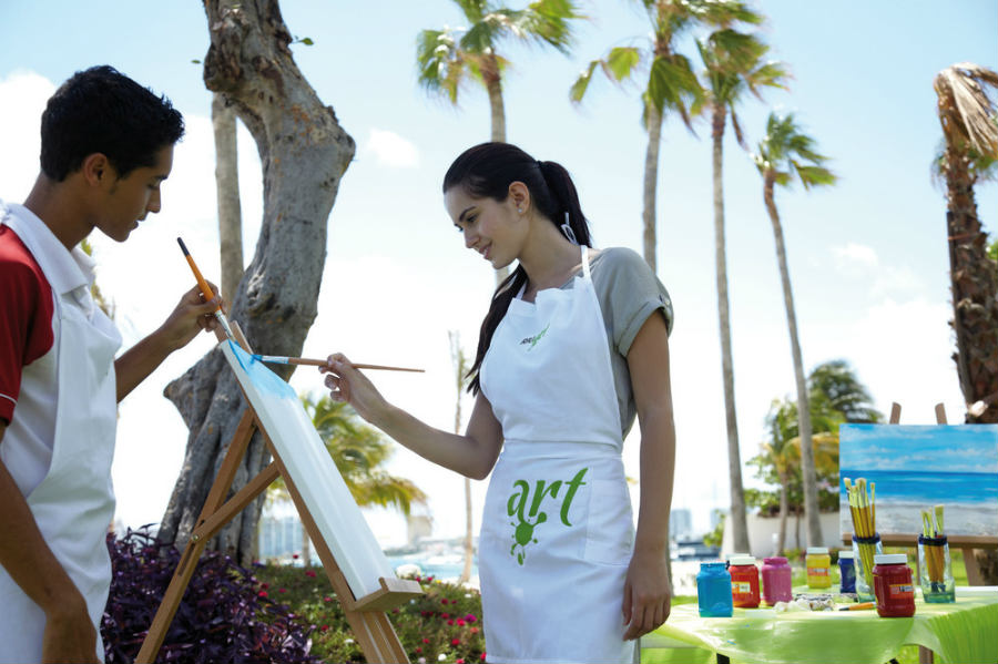 Hotel Riu Palace Peninsula - Activities