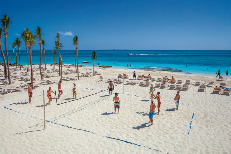Hotel Riu Cancun - Activities