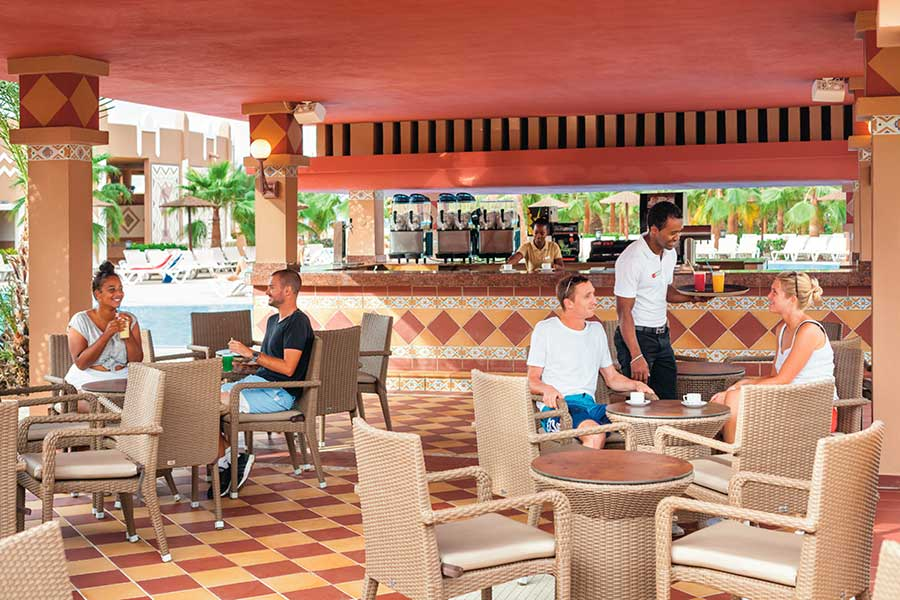 Hotel Riu Funana - Bar