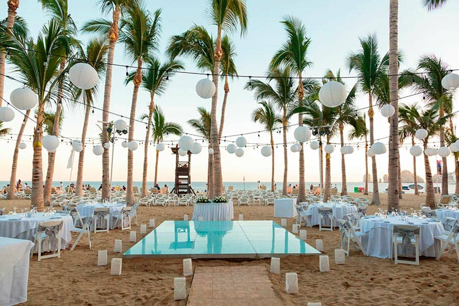 Hotel Riu Palace Cabo San Lucas - Weddings