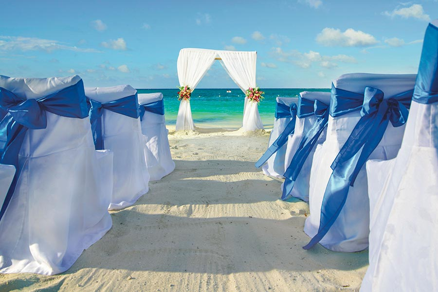 Hotel Riu Reggae - Weddings