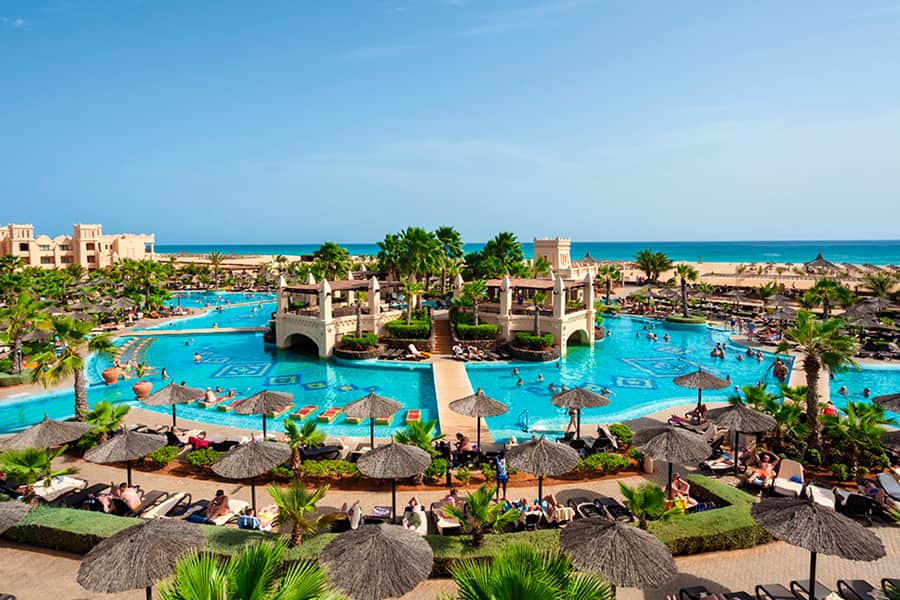 Hotels Boa Vista Cape Verde Hoteles Riu Hotels Resorts