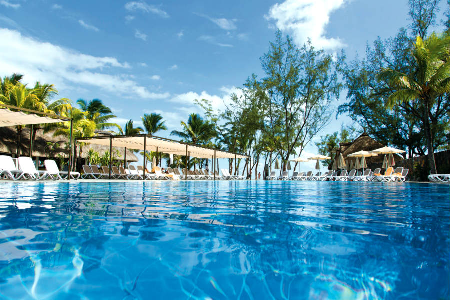 Hotel Riu Le Morne Hotel In Mauritius Island Vacations