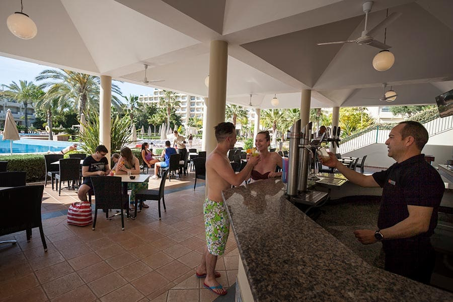 Hotel Riu Guarana - Bar