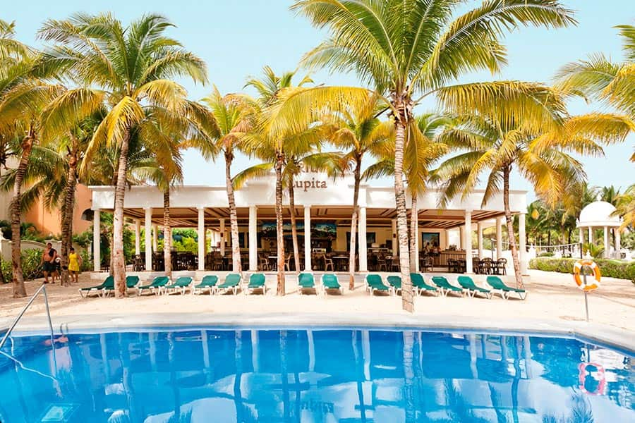 Hotel Riu Lupita - Outdoor pool