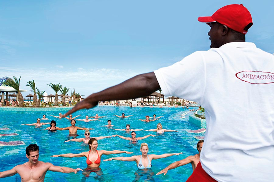 Hotel Riu Karamboa - Activities