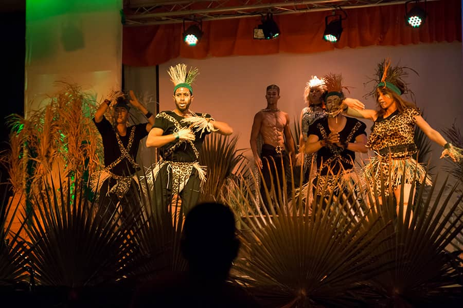 Hotel Riu Tikida Palmeraie - Events-Traditions