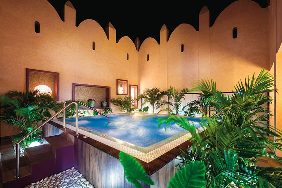 Hotel Riu Funana - Spa-Wellness